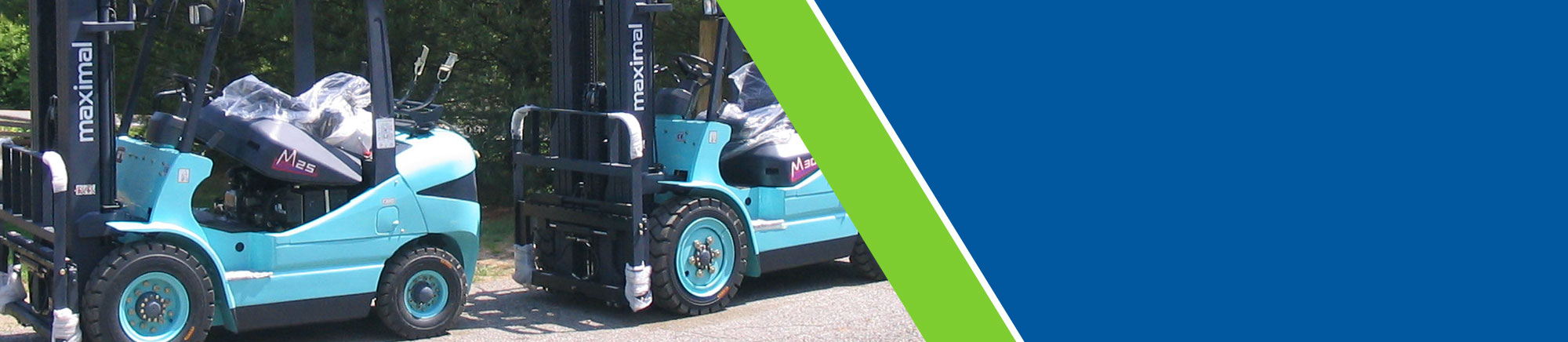 Buy or Rent New Forklifts